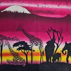 Batick Kenia