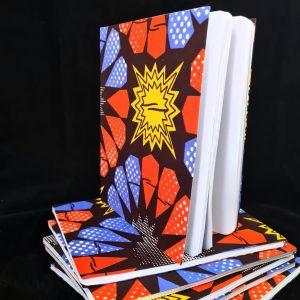 Cuadernos hoja blanca