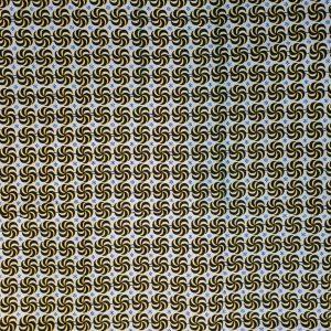 Tela Wax algodón